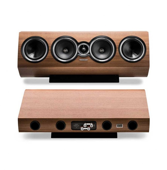 Sonus Faber Sonetto Center II walnut