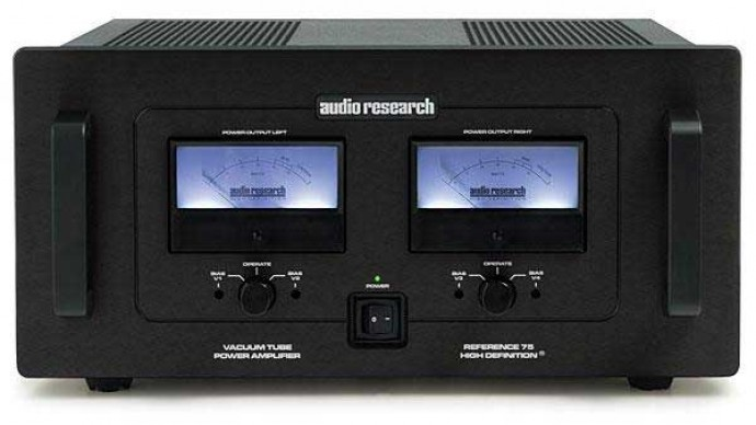 Audio Research REF75SE Black
