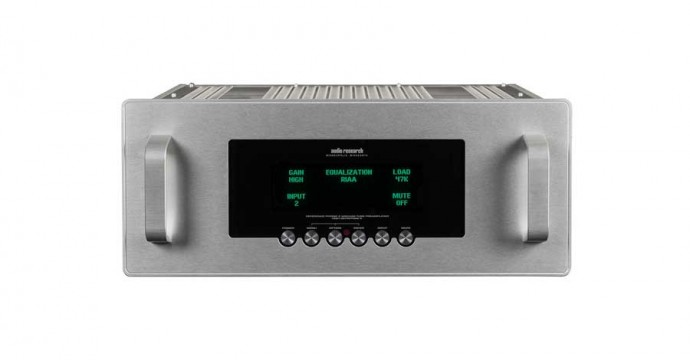 Audio Research REFPHONO3 Silver