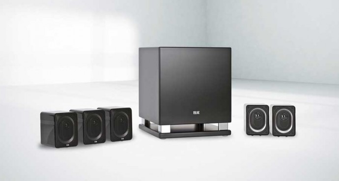 Elac Cinema CINEMA 30 SET Black