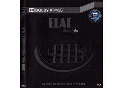 Elac ELAC Dolby Atmos Demo Disc / Accessories