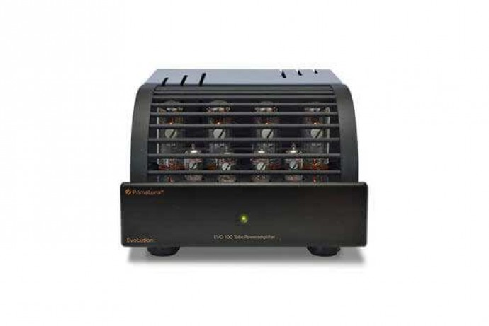 PrimaLuna Evolution 100 EVO 100 Amplifier Black