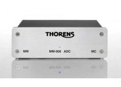 Thorens MM-008ADC / srebrna