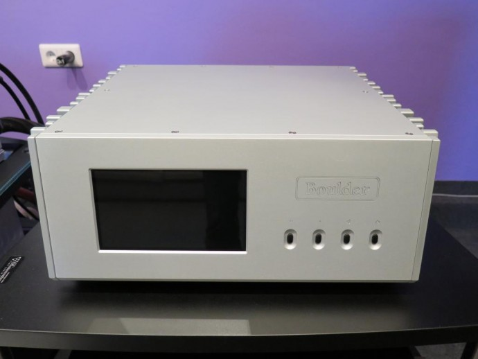 Boulder Amplifiers 866 (with DAC)